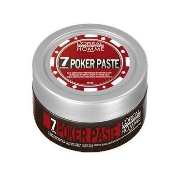 Poker Paste Pâte de coiffage 75 ML