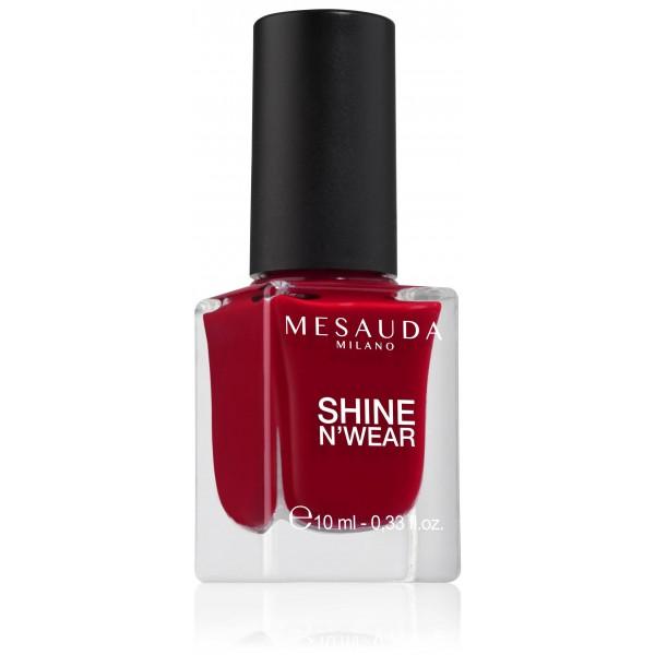SHINE N'WEAR FULL 205 glossy long-lasting nail polish Red