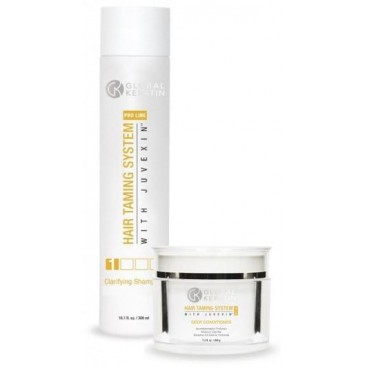 Pack Masque hydratant deep conditionner Gkhair