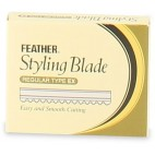 Pack of 10 Blades Feather Styling Blade