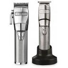 Chrome FX FX8700E Babyliss PRO + Clipper trimmer set Babyliss Pro FX7880E clipper trimmer