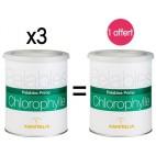 4 pots Cire Pelable Vert Chlorophylle Xanitalia 800 ml 1 offert