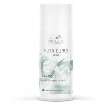 Image of NUTRICURLS Shampoo micellare per capelli ricci 50ml