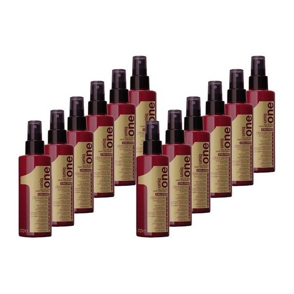 Pack 12 Uniq One Revlon Sprays x 150 ml