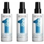 Pack 3 Sprays Uniq One Lotosblüte Revlon 150 ML