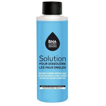 Solution to dissolve false nails Beautynails 125 ML