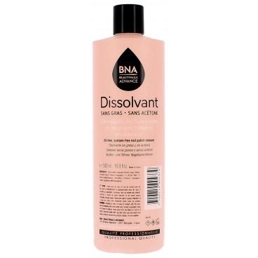 Dissolvant sans acétone Beautynails 500 ML