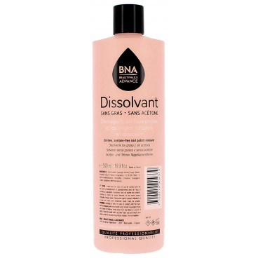 Solvent-free acetone Beautynails 500 ML