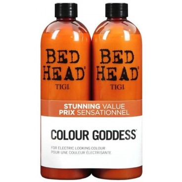 Tigi Color Goddess - Pack Oil Infused- 2 x 750 ml