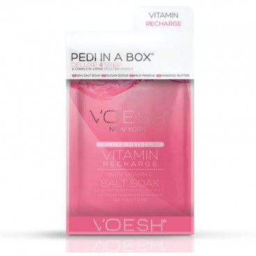 Image of Cura del piede Voesh - Vitamine Pedi in Box Deluxe
