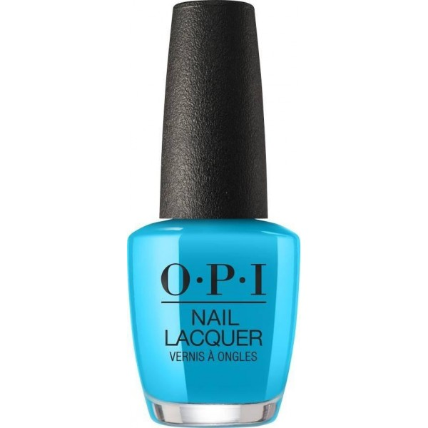 OPI Collection Neon Nail Polish NLN75 - Music is My Muse 15 ML