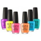OPI Collection Neon Nagellack