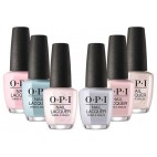 OPI Collection Sheer Nail Polish
