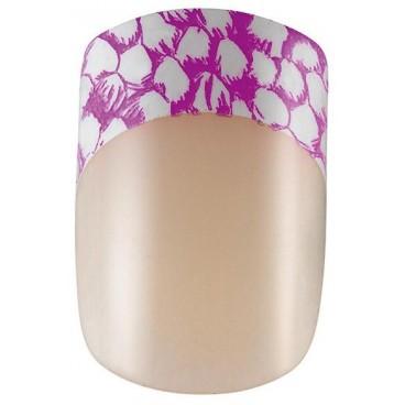 kit 24 faux ongles idyllic nails Snake 150062
