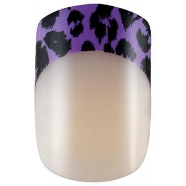 Kit 24 Faux ongles Idyllic Nails Crack 150063