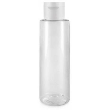 Image of Flacone trasparente per capsule in PET da 100ml - PBI