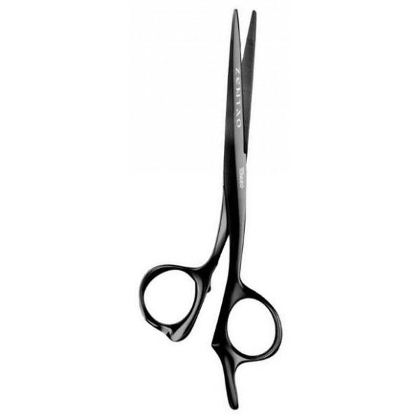Scissors Tondeo Zentao Offset Black Premium 5.5