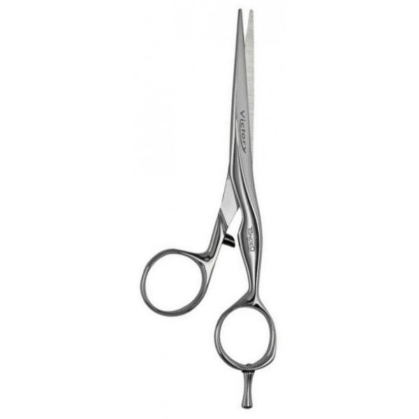 Scissors Tondeo Victory Offset S-line Silver 5.5