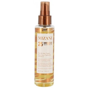 Image of Huile Mizani 25 Miracle Oil 125 ml