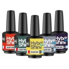 Mini Varnish Semi-Permanent Hybrid Shine Mollon Pro 8ml 285 - White Shark