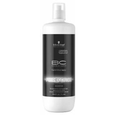Bonacure Fibre Kraft Shampoo 1000 ml