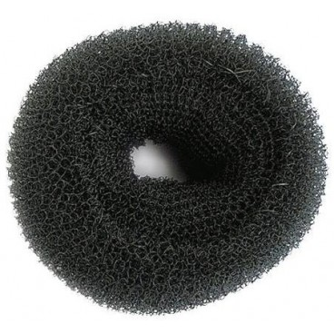 Crespone corona - 8 cm - Nero