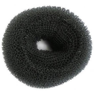Crespone corona - 9 cm - Nero