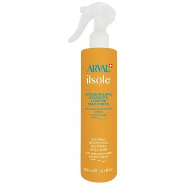 Image of Acqua solare lenitiva idratante viso e corpo 300 ml Il Sole - Arval