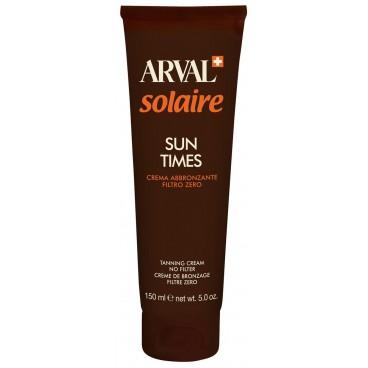 Image of Sun Times Crema abbronzante senza sole 150ml Solar - Arval