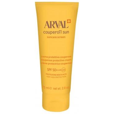Image of SPF 50+ Couperose Crema protettiva 75ml Couperoll Sun - Arval