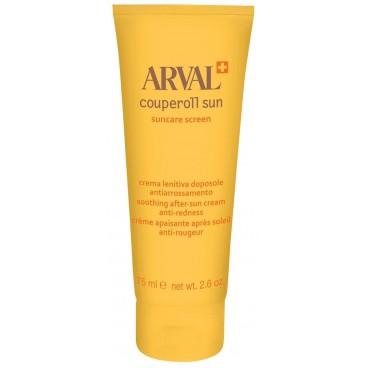 Image of Crema doposole lenitiva anti-rossore 75ml Couperoll Sun - Arval