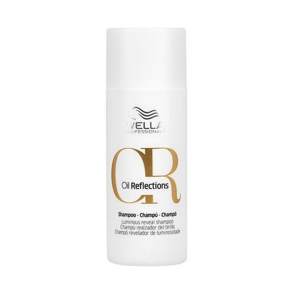Shampooing Oil Reflections Wella Care 50ML