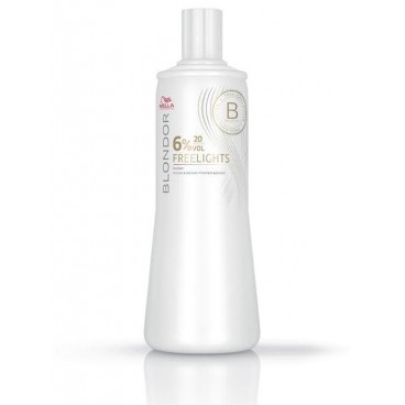 Oxydant Blondor Freelights 6% 20v 1000 ML