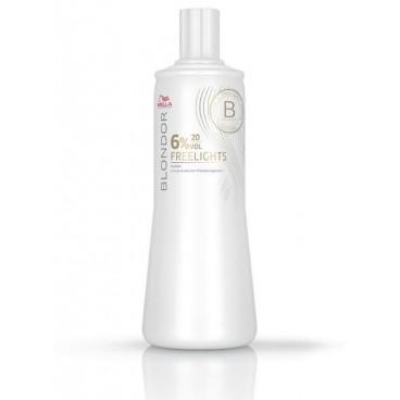 Oxydant Blondor Freelights 6% 20v 1000 ML