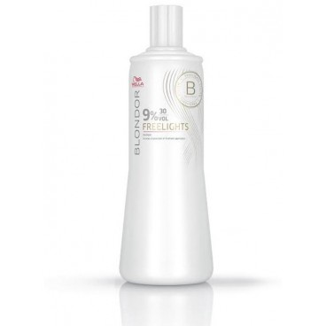 Oxydant Blondor Freelights 9% 30v 1000 ML