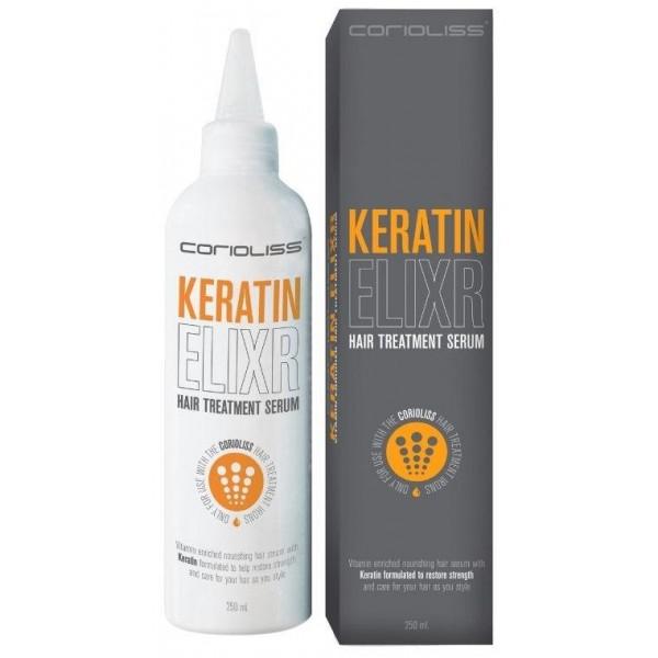K2 Lotion nourrissante Kératin Elixir - Corioliss