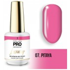 Vernis semi-permanent LUXURY N°7 Pitaya Mollon Pro - 8ML