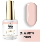 Vernis semi-permanent LUXURY N°39 Praline Amaretto Mollon Pro - 8ML