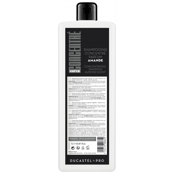 Concentrated almond shampoo Ducastel 1L