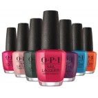 OPI Collection Scotland Nail Polish