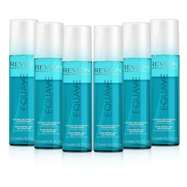 Pack 6 Sprays Equave revlon 200 ML