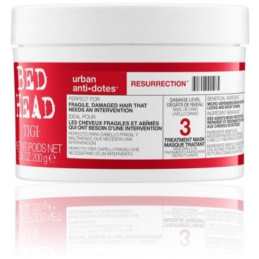 Masque Tigi Bed Head Résurrection 200 Grs