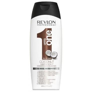 Revlon Uniq One Coconut Shampoo 300 ML