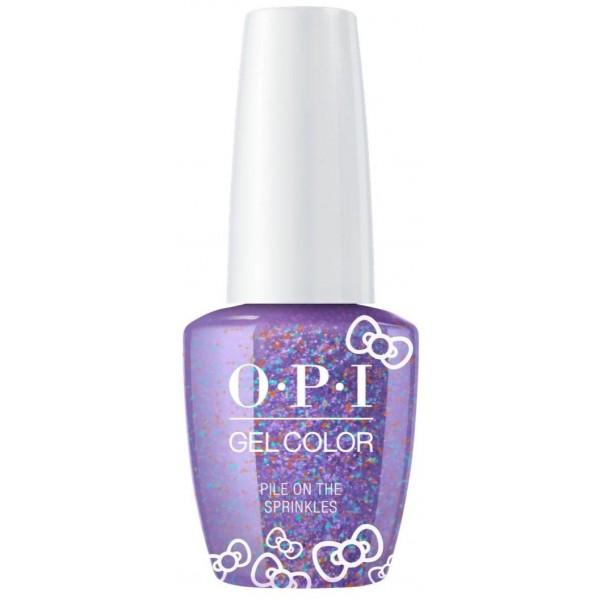 OPI Gel Color Lack - Pile On The Sprinkles - 15ML