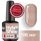 Mini Vernis Semi-Permanent Hybrid Shine Mollon Pro 8ml N°290