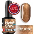 Mini Barniz Híbrido Semi-Permanente Shine Mollon Pro 8ml N ° 292