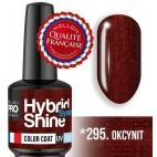 Mini Vernis Semi-Permanent Hybrid Shine Mollon Pro 8ml N°295