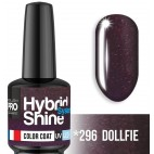 Mini Lack Semi-Permanent Hybrid Shine Mollon Pro 8ml N ° 296