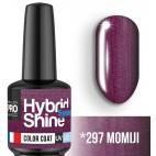 Mini Barniz Híbrido Semi-Permanente Shine Mollon Pro 8ml N ° 297