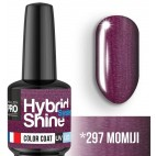 Mini Vernis Semi-Permanent Hybrid Shine Mollon Pro 8ml N°297